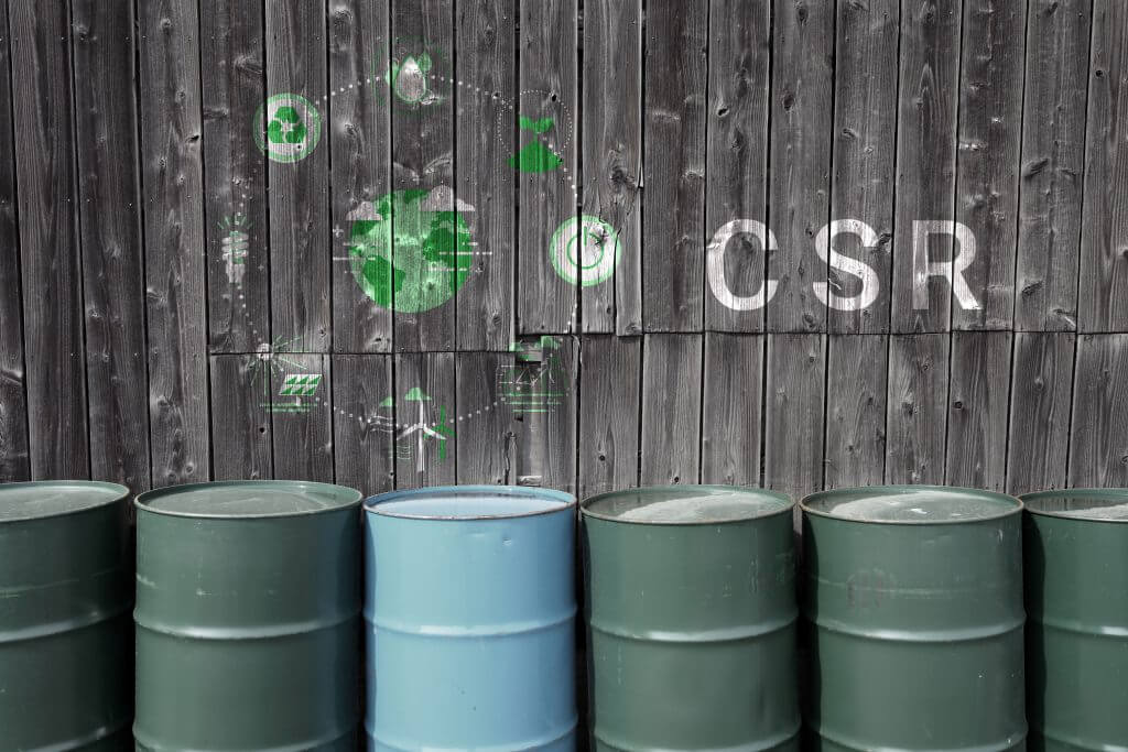 CSR is an important part of scrap trading
