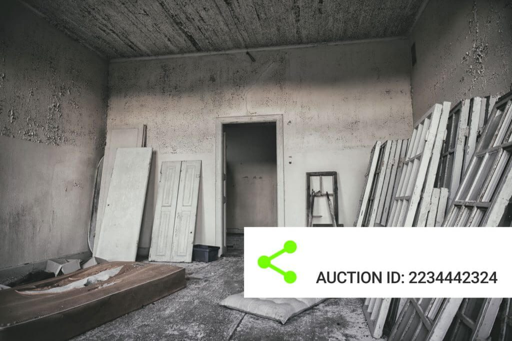 Share listing on social media and gain more traffic for your scrap auction or request for materials