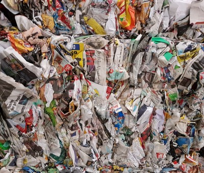 Paper and newspapers
