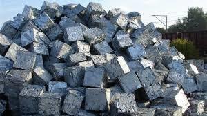 Zinc scrap available