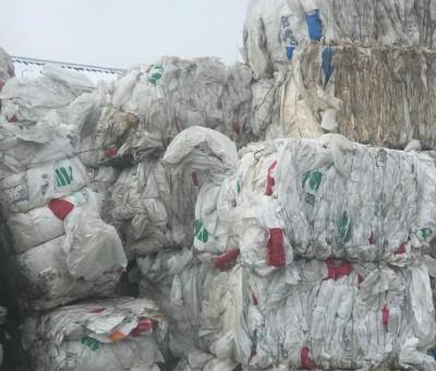 PP Big Bag waste