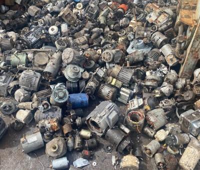 Recycling e scrap